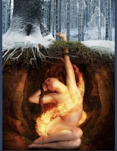 Imbolc ~ Mother Earth is about to awaken...