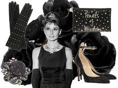 Audrey Hepburn magic