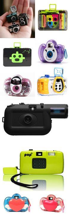 Pocket Lomo cameras