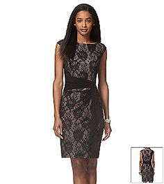 Younkers Black Dresses