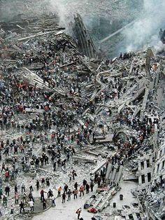 Ground Zero 9-11-01