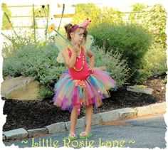 Fancy Nancy for Halloween?  LittleRosieLane on Etsy