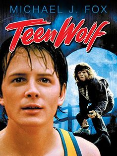 Michael J Fox Teen Wolf movie costumes, official T-shirts and accessories. Ideal for and Halloween themed parties. werewolf teeth, hands and mask. Teen Wolf Movie, Teen Wolf 1985, Teen Movies, Cinema Movies, Comedy Movies, Good Movies, Love Movie, Movie Tv, Michael J Fox