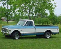 1971 Chevy Truck