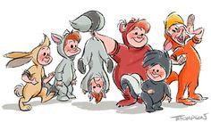 22 Ideas for drawing disney pixar peter pan Disney Pixar, Arte Disney, Disney Fan Art, Disney And Dreamworks, Disney Love, Disney Characters, Disney Songs, Disney Quotes, Peter Pan And Tinkerbell