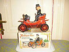 Antique Car, w/ box, 72,99 € (14/02/14)