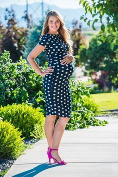 """This dress will be your favorite go to dress. So comfy and cute for the perfect summer style. FABRIC AND CARE -96% Polyester 4% Spandex -Machine Wash Cold Fit + Size -Full Length: 44"""" -Chest: 32"""" *Fit"""