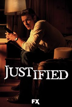Justified, I am so sad we're coming up on the final season!