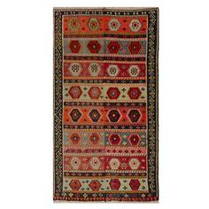 Vintage Anatolian Kilim | 1stdibs.com