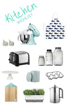 How to accessorise a kitchen from A Life of Geekery - we spy Dualit!