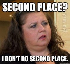 Abby Lee Miller aka best dance teacher ever! Dance Moms Memes, Dance Moms Funny, Dance Humor, Dance Moms Headshots, Brooke Hyland, Abby Lee, Lee Miller, Show Dance, Girl Thinking