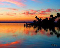 FLA Photography... Coastal Florida…Pastel Point 01...Free Shipping