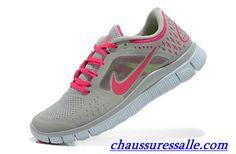 brand new 3e951 d561d Vendre Pas Cher Chaussures Nike Free Run 3 Femme D0008 En Ligne Dans  Chaussuressalle.com