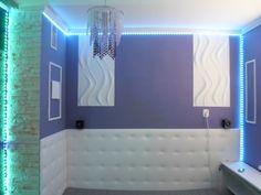 Ściana tapicerowana