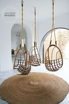 love hanging chairs