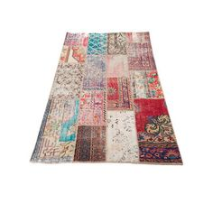 Vintage Rug Natural 140x200, 750€, now featured on Fab.