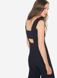 Ολόσωμη φόρμα με σχέδιο πλέξης - Ολόσωμες φόρμες - Κολεξιον - Uterqüe Greece