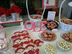 Diseño y decoración de eventos # sevilla # mesa dulce # boda # feria de abril