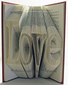Kunst met boeken