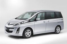 Mazda Biante, monovolumen japonés sólo para Japón