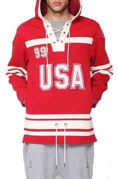 Icing Red Hockey Hoodie - that should be mine! Hockey Hoodie e120eb26be237