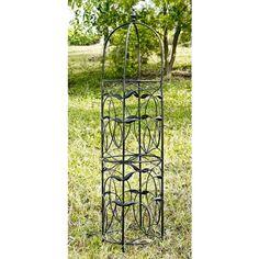 Coral Coast Willow Creek Metal Obelisk
