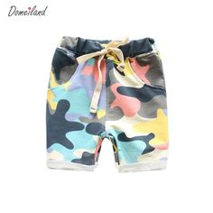 summer Children's Clothing Kids Boy Camouflage Army Harem Shorts Pants Sport Camo Cargo Cross Trousers Love it? Get it here