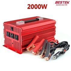 Power Inverter DC to AC 150 watt Bestek Cobra Innovation NEW Invertor Adaptor