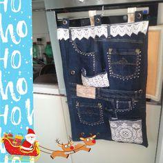 Pannello portatutto jeans