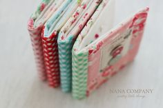 Needle Books...free pattern from an adorable, creative blog! :o)