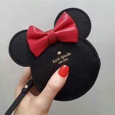 Minnie Mouse Kate Spade Coin Purse