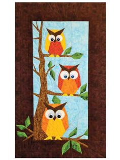 Hooters Wall Hanging Pattern