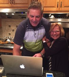 Lucinda Beatty - Q night at Dan and Anna's Home.P$ helping me with technology for MCI card. Thank you very much all of my Q family. I appreciate all the help I can get