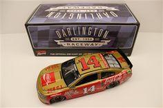 Tony Stewart Diecast 14 2016 Coca-Cola Darlington Special 1/24 NASCAR   DiecastCarsNow.com