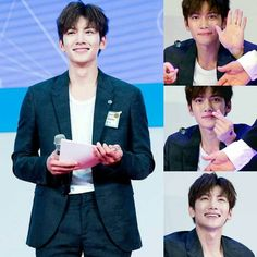Government 3.0 Fan Sign Event #jichangwook