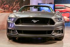 Ford Mustang 2015 unveiled in New York (pictures)