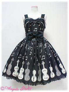 AP Classical Melody JSK Bustle