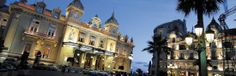 Casino Monte-Carlo, luxury palace... If you're going to gamble you might as well do it in style!