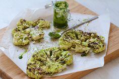 Gegrilde bloemkoolsteak • Cookameal