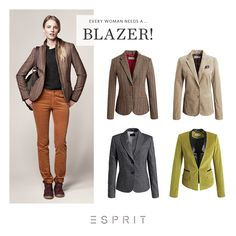 152 best natural fashion esprit, (etc ) images natural fashion  blazers are fashion all rounder\u0027s no matter if you wear college style, business chic or simply casual clothes \u2013 a blazer fits to every look!