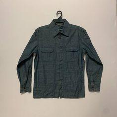 Alexander Julian Alexander Julian Designer Zipper Jacket Medium Size | Grailed Denim Button Up, Button Up Shirts, Light Jacket, The Selection, Zipper, Blazer, Medium, Jackets, Shopping