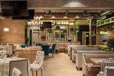 "Restaurant «O'zero» - Archbureau ""2A""#architecture#restaurant#Kiev#Ukraine"