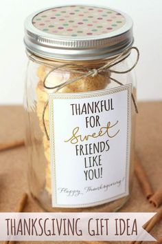 Thankful for Friends like You Gift Idea - MichaelsMakers Lil Luna