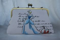 Check out this item in my Etsy shop https://www.etsy.com/listing/254157232/cinderella-fashion-clutch-purse-vintage