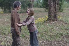 Carol (Melissa McBride) and Lizzie (Brighton Sharbino) in 'The Walking Dead'