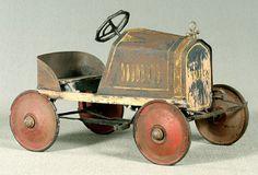 Stutz pedal car
