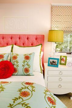 danielle oakey interiors: pretty bedding.