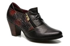 Laura Vita Taxus Ankle boots 3/4 view
