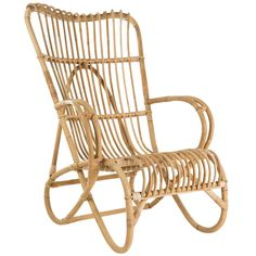 Furniture - Natural or White Rattan Marlene Armchair - Hutsly. Lightweight, comfortable and stylish, this Rattan armchair is a bit of an icon! Widely used in the 60s, rattan is back and it hasn't aged! With its high back and curvy shape, the Marlene armchair will look great in Scandi or Tropical-themed interiors.