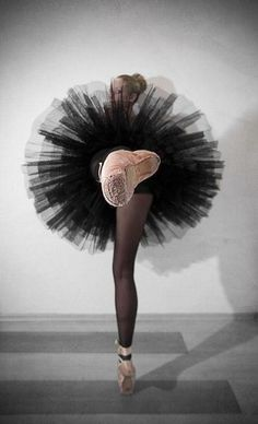 slippers and tutus.